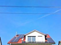 Alternatieve Energie Royalty-vrije Stock Foto's