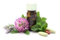 Alternatieve Therapie Royalty-vrije Stock Foto's