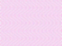 Alternation of pink and white stripes Stock Image