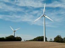 alternativ clean energi Royaltyfria Foton
