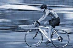 Alternativ ekologisk ren transport Royaltyfri Foto