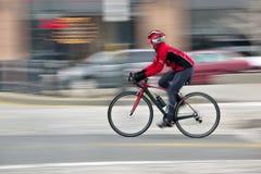 Alternativ ekologisk ren transport Royaltyfri Bild