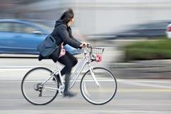 Alternativ ekologisk ren transport Arkivbild