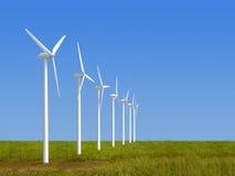 alternativ energi Fotografering för Bildbyråer