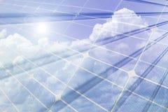 Alternativ energi royaltyfri bild
