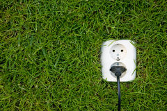 alternativ energi Royaltyfri Fotografi