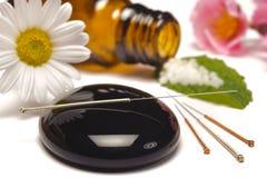 alternativ medicin royaltyfria foton