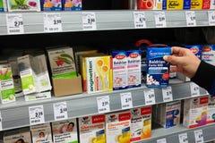 Alternativa mediciner Arkivbilder