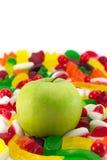 Alternativa saudável. Foto de Stock