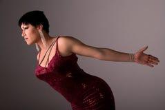 Alternative beauty. Royalty Free Stock Photography
