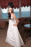 Alternative bride Stock Images