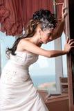 Alternative bride Stock Photo