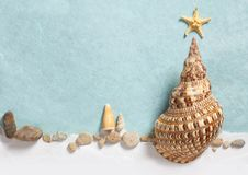 Alternative Christmas tree. Royalty Free Stock Photography