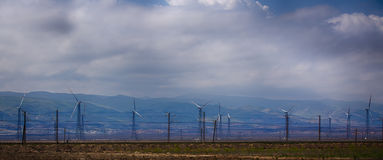 Alternative and ecological energy Royalty Free Stock Photography