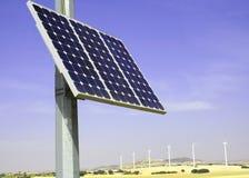 Alternative Energie lizenzfreies stockbild