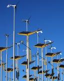 Alternative Energie Stockfotos