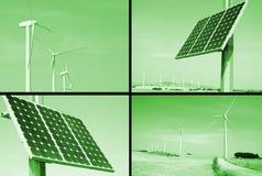 Alternative Energie Lizenzfreie Stockfotografie