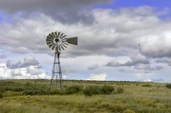 Alternative Energie: Wind-Leistung des 20. Jahrhunderts Lizenzfreie Stockbilder