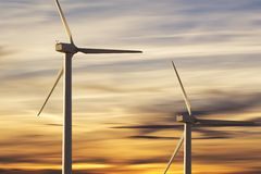 Alternative energies Stock Photos