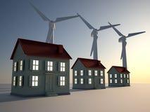 Alternative energy Stock Image