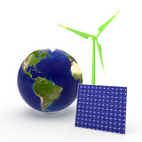 Alternative Energy Royalty Free Stock Photo