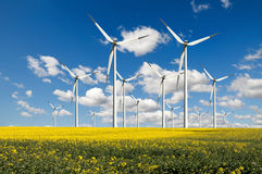 Alternative energy Stock Image