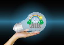 Alternative energy Royalty Free Stock Image