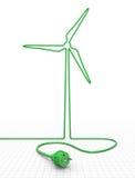 Alternative energy concept Royalty Free Stock Photography