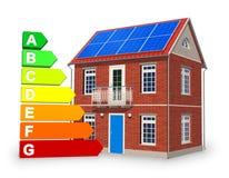 Alternative energy concept Royalty Free Stock Photos