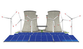 Alternative Energy Stock Images