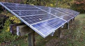 Alternative Energy Solar Power Royalty Free Stock Photos