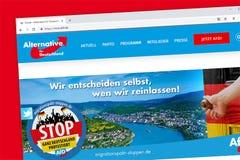 Alternative for Germany German: Alternative für Deutschland, A stock images