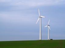Alternative green energy Royalty Free Stock Photo