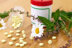 Alternative Medicine Stock Images