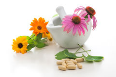 Alternative medicine Royalty Free Stock Photography