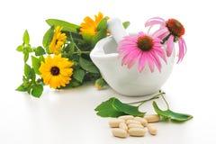 Alternative medicine Stock Image