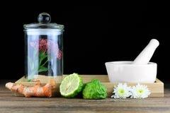Alternative medicine concept. Stock Photos