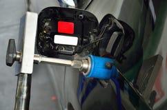 Alternative refuel fuel Royalty Free Stock Photography