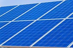 Alternative solar energy. royalty free stock photography
