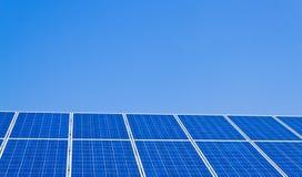 Alternative solar energy. solar energy stock image