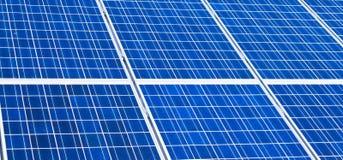 Alternative Sonnenenergie. stockfotografie