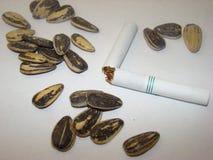 Alternative  to smoking Stock Photos
