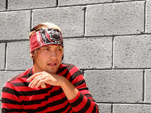 Alternative Young Man Royalty Free Stock Image