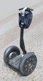 Alternatives Fahrzeug - elektrischer Roller Stockfotos