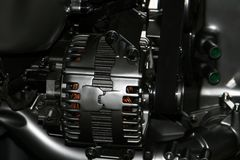 Alternator Royalty Free Stock Photo