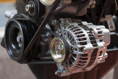 Alternator Stock Photo