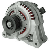 Alternator Royalty Free Stock Images