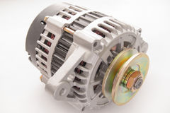 Alternator for the car Royalty Free Stock Images
