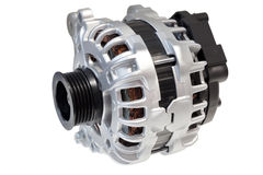 Alternator. Royalty Free Stock Images