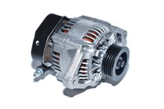 Alternator Royalty Free Stock Image